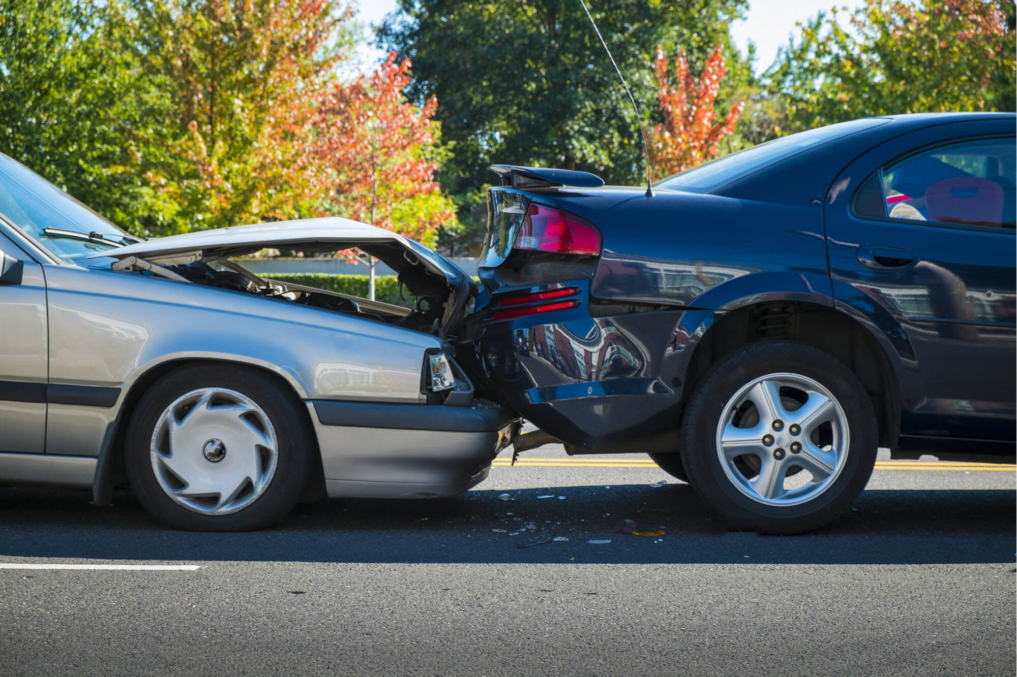 Establishing Liability in Auto Accidents