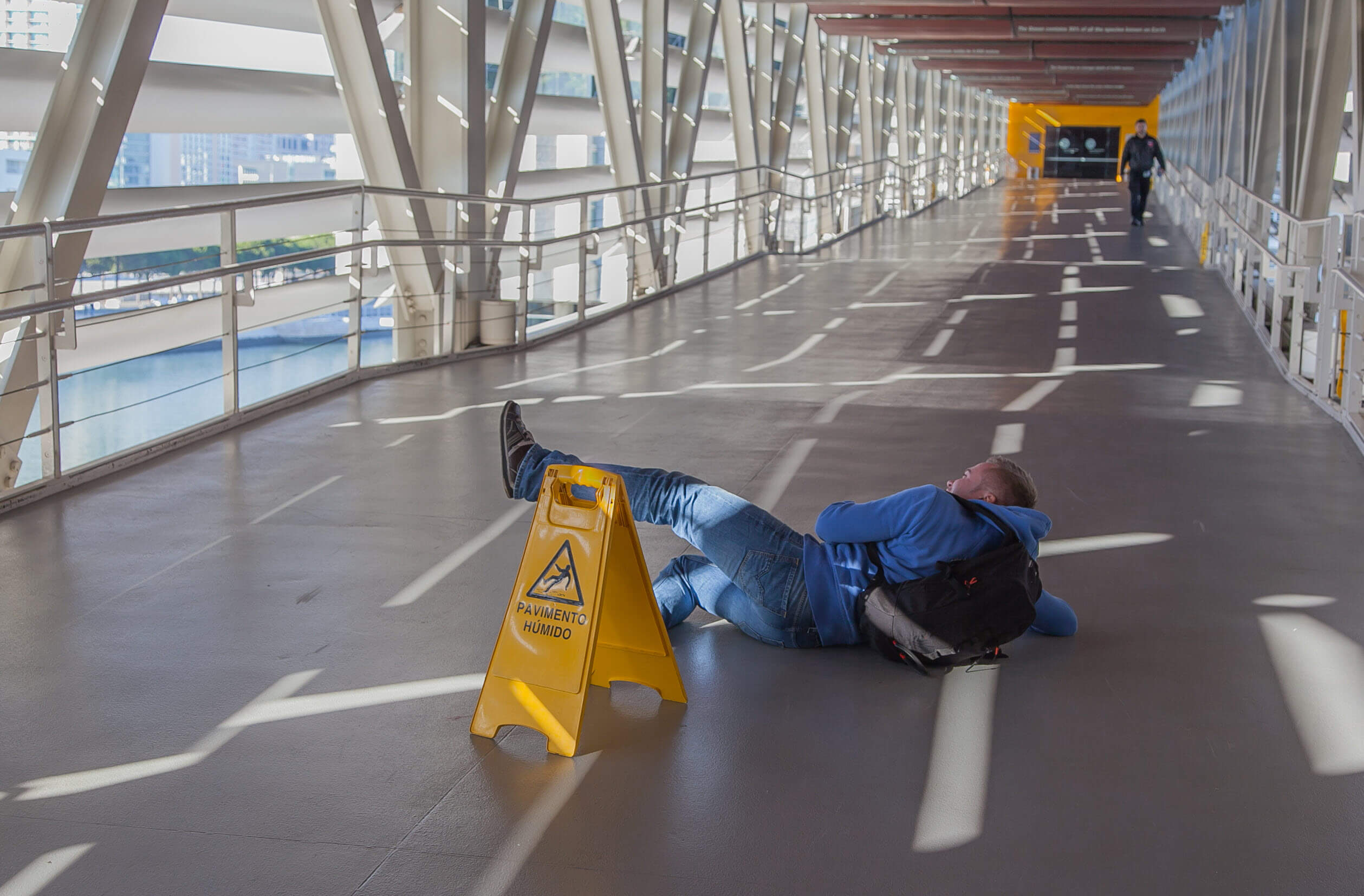 Understanding Liability with Slip and Fall Accidents