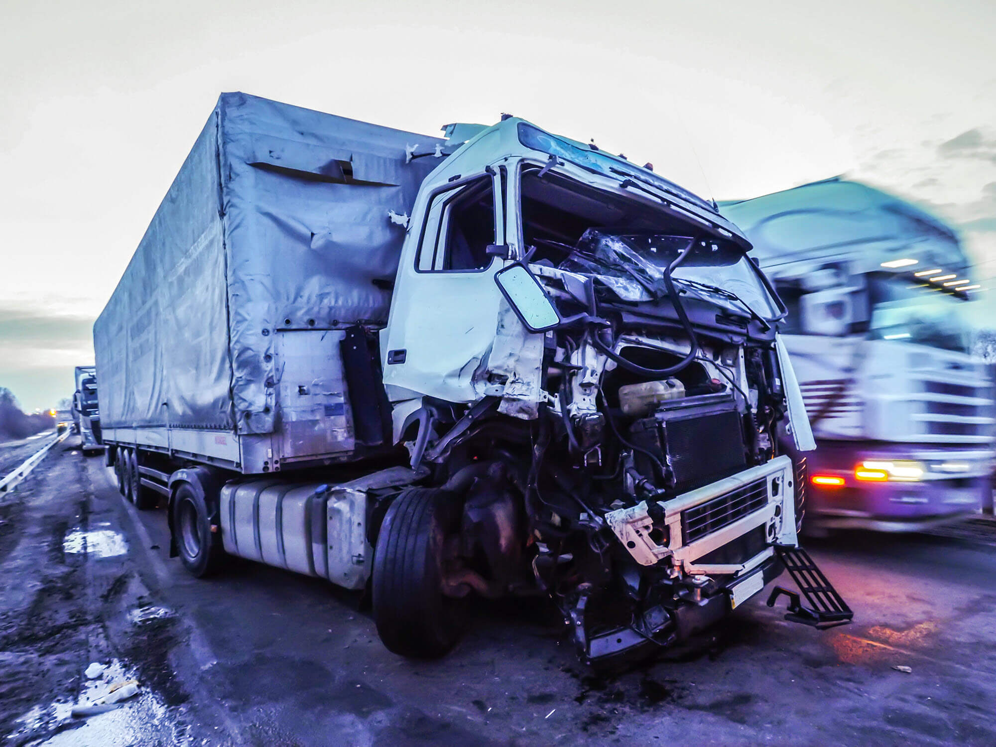 Injured in a Truck Accident? Here's What You Need to Know